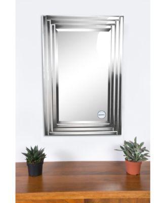 Furniture Edessa Wall Mirror Quick Ship Reviews All Mirrors