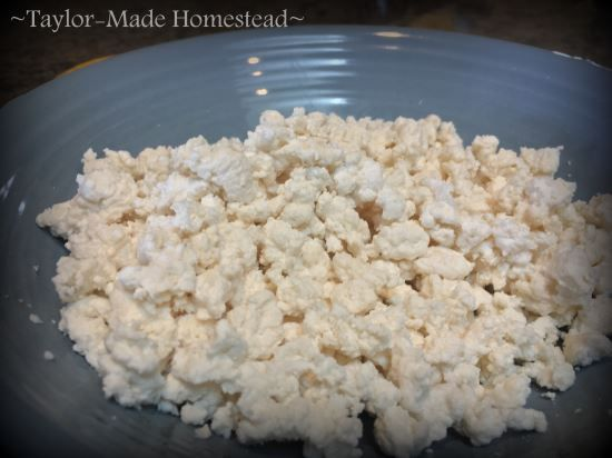 Nice How To Use Soured Milk To Make Cottage Cheese   Real Food