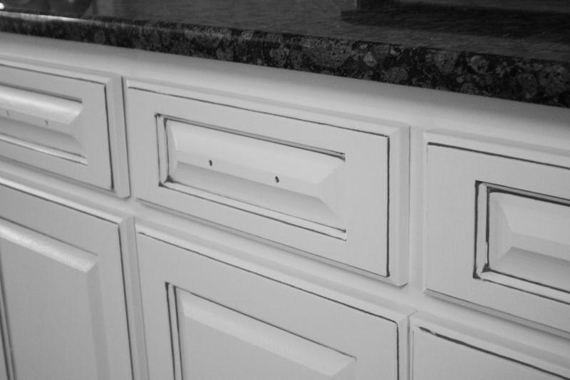 Kitchen Cabinet Makeover Glazed Kitchen Cabinets Kitchen