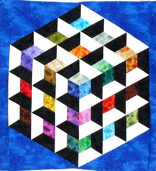 Free Big Block Quilt Patterns   The Quilter's Cache – Marcia Hohn's