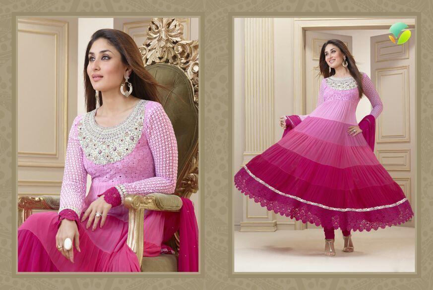 Kareena Kapoor Collection - QGKC01 - qumaash.com | Frocks ...