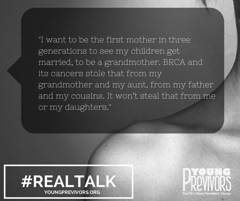 #BRCA #HBOCweek #previvor #youngprevivors #HBOC #PTEN #PALB2 # http://ow.ly/C5ze8