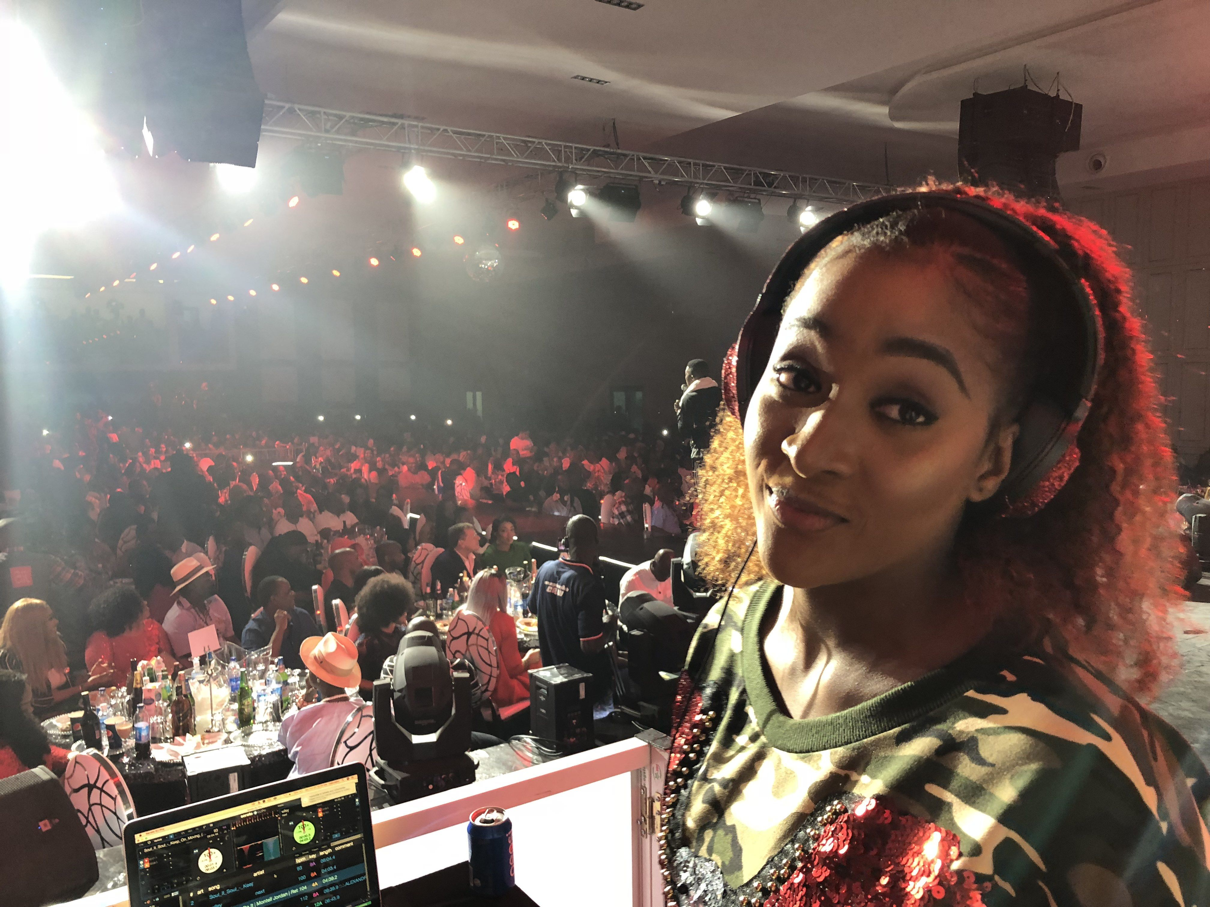 Don't compare me with DJ Cuppy, says DJ Barbie