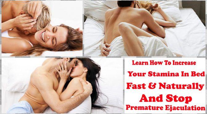 best way to gain stamina