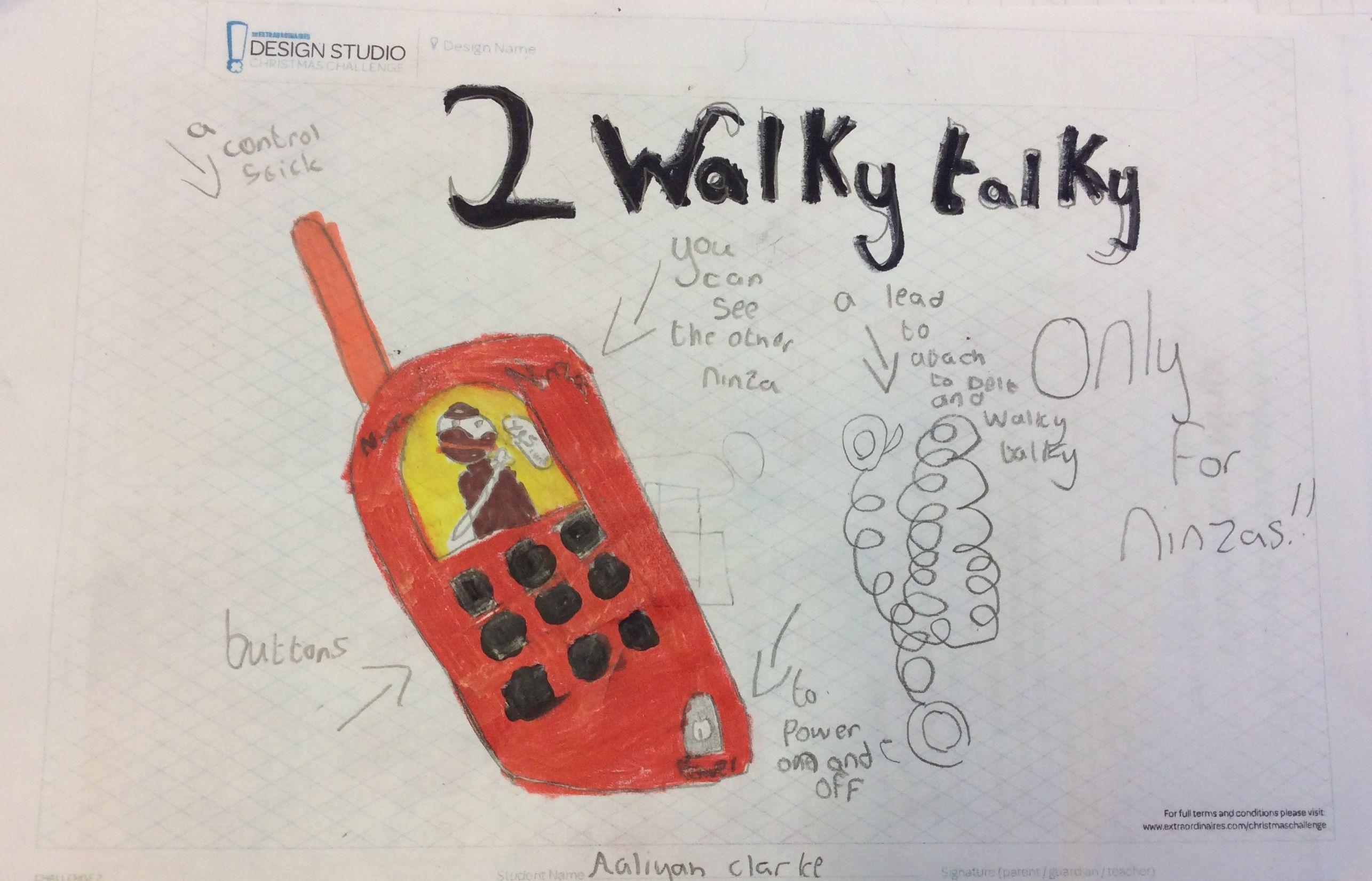 2 Walky Talky by Aalyiah