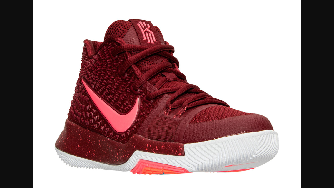official photos 83e50 bdacb Maroon Kyrie 3 | Shoes