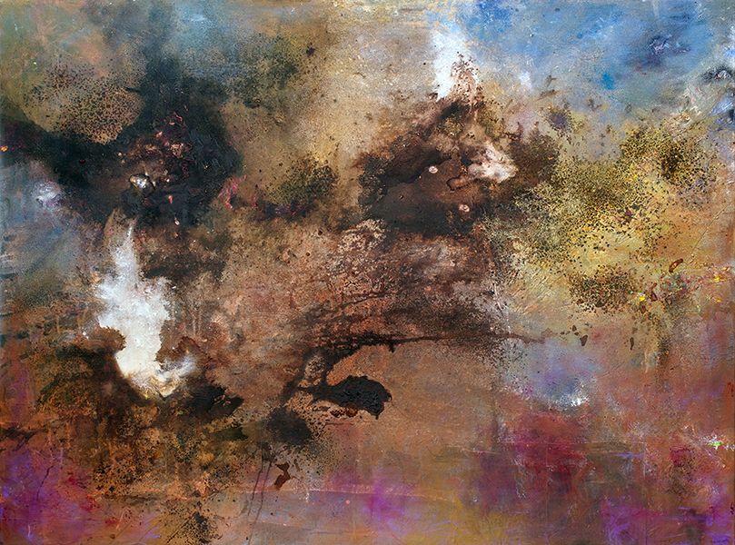 "Abstract Painting By Marc Albert "" Sans titre "" Mixed Media - Peinture abstraite - Marc Albert "" Sans titre "" info@marcalbert.be"