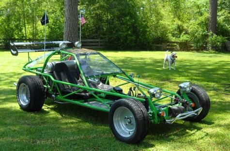 1974 VW Custom Street Rail Buggy For Sale By Owner in