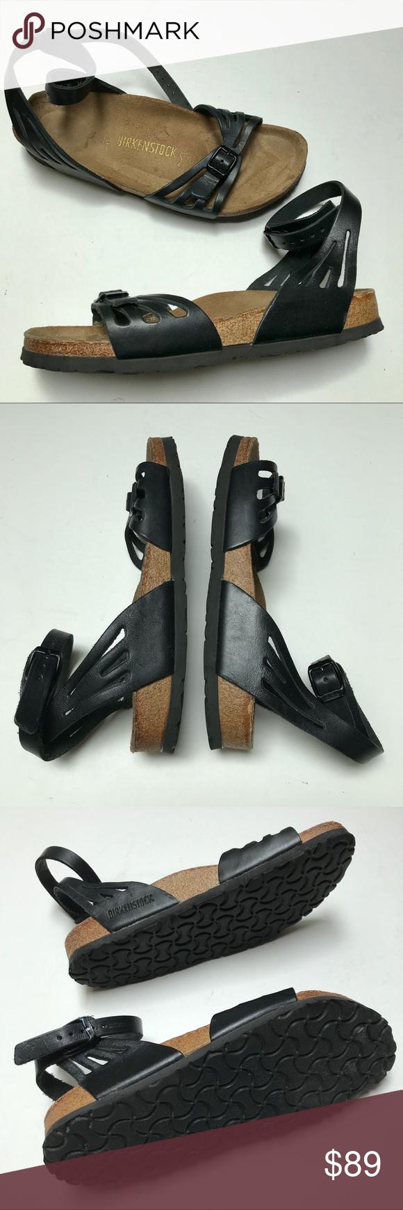 Birkenstock Sandals 40 9.5 10 Palma Leather Rare