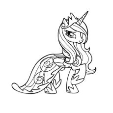 Top 25 My Little Pony Coloring Pages Your Toddler Will