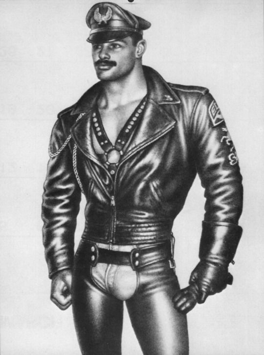 Gay leather codes
