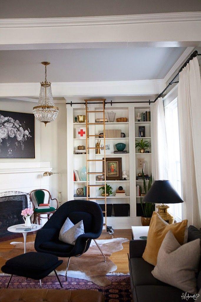 ikea hack d tourner et customiser une biblioth que billy pax pinterest biblioth que. Black Bedroom Furniture Sets. Home Design Ideas