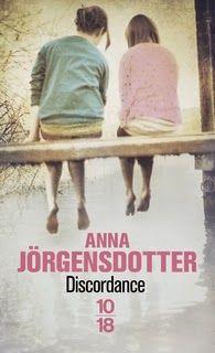Discordance, Anna Jörgensdotter ~ Le Bouquinovore