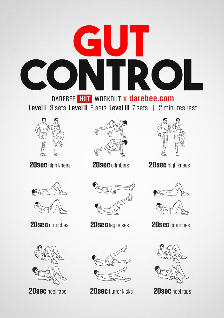 Pin on Abs Workout
