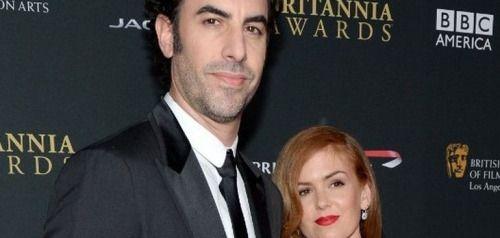 Sacha Baron Cohen e Isla Fisher donarán un millón de dólares a...: Sacha Baron Cohen e Isla Fisher donarán un millón de… #IslaFisher
