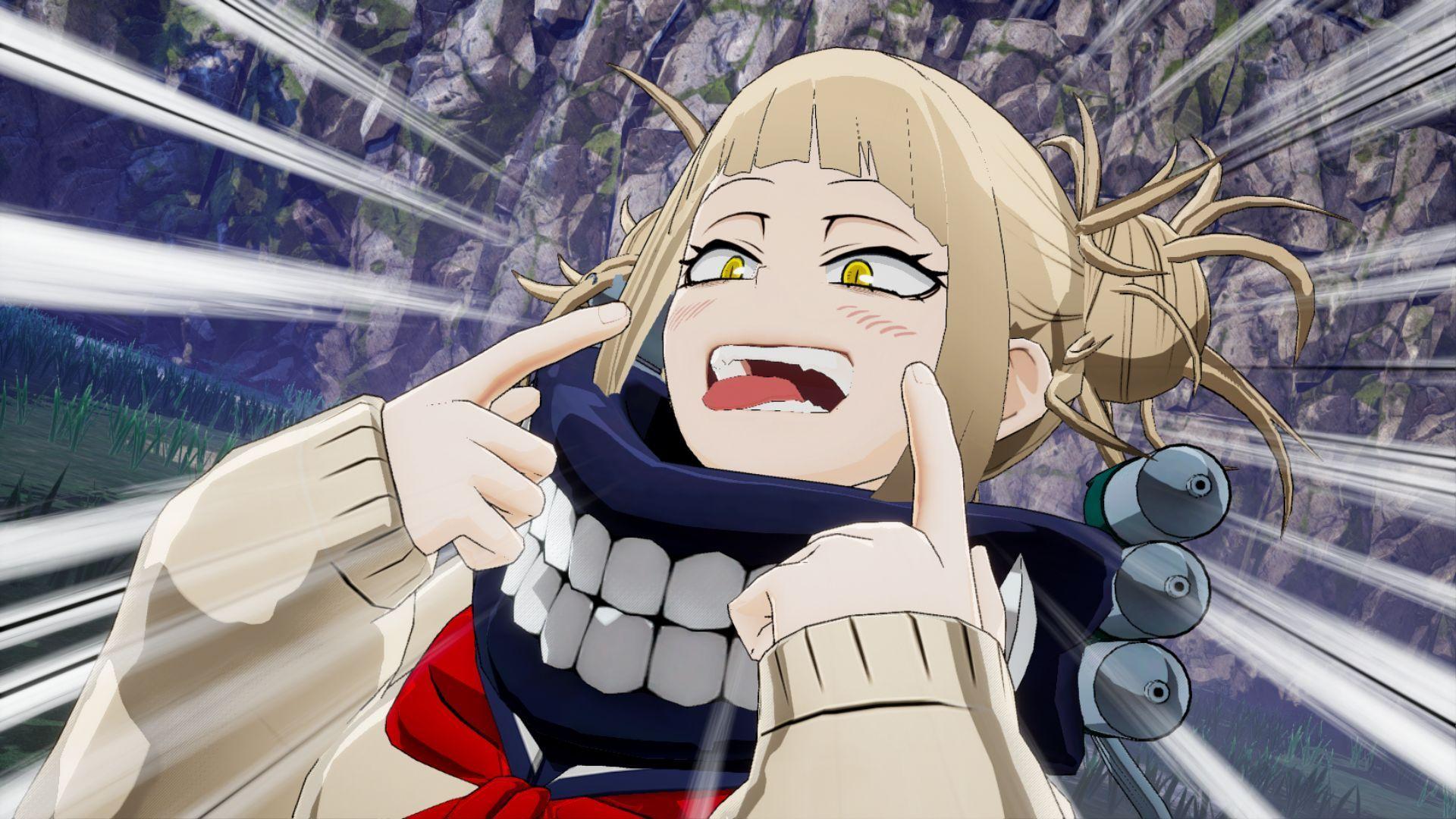 my hero academia toga himiko #myheroacademia #togahimiko #anime