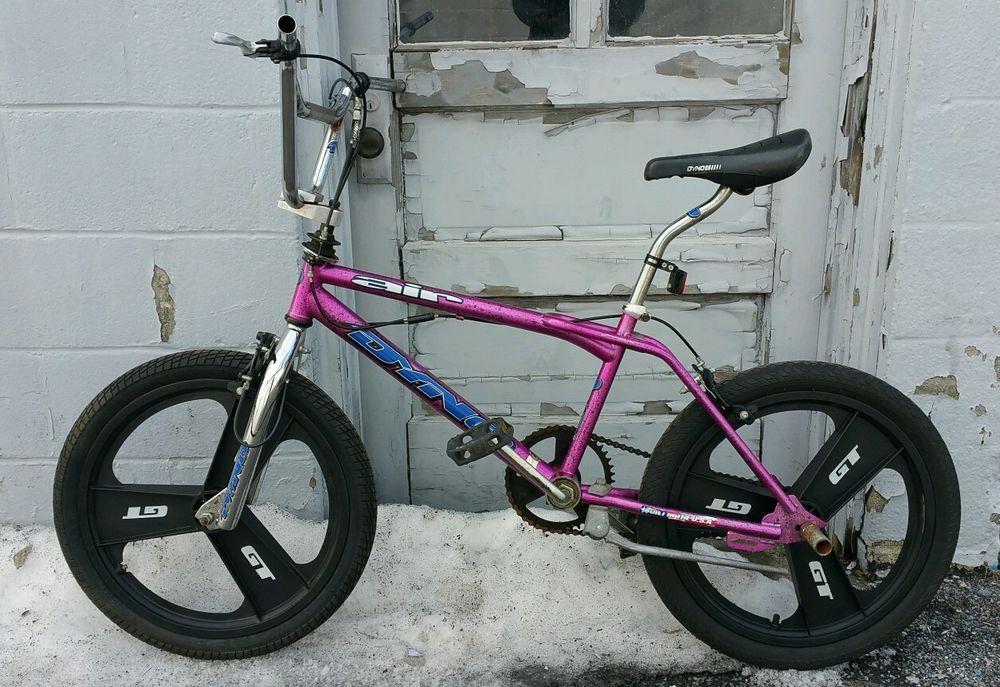 """Details about Dyno Air BMX Bike """"Purple Reign"""" 1994 90's"""