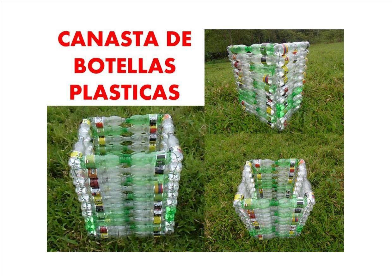 Recicla todas tus botellas de plástico para crear increíbles decoraciones de Jardín