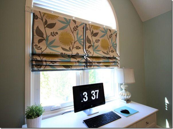 Curtains Ideas curtain rod roman shades : 17 Best images about curtains on Pinterest | Roman shades, Fabrics ...