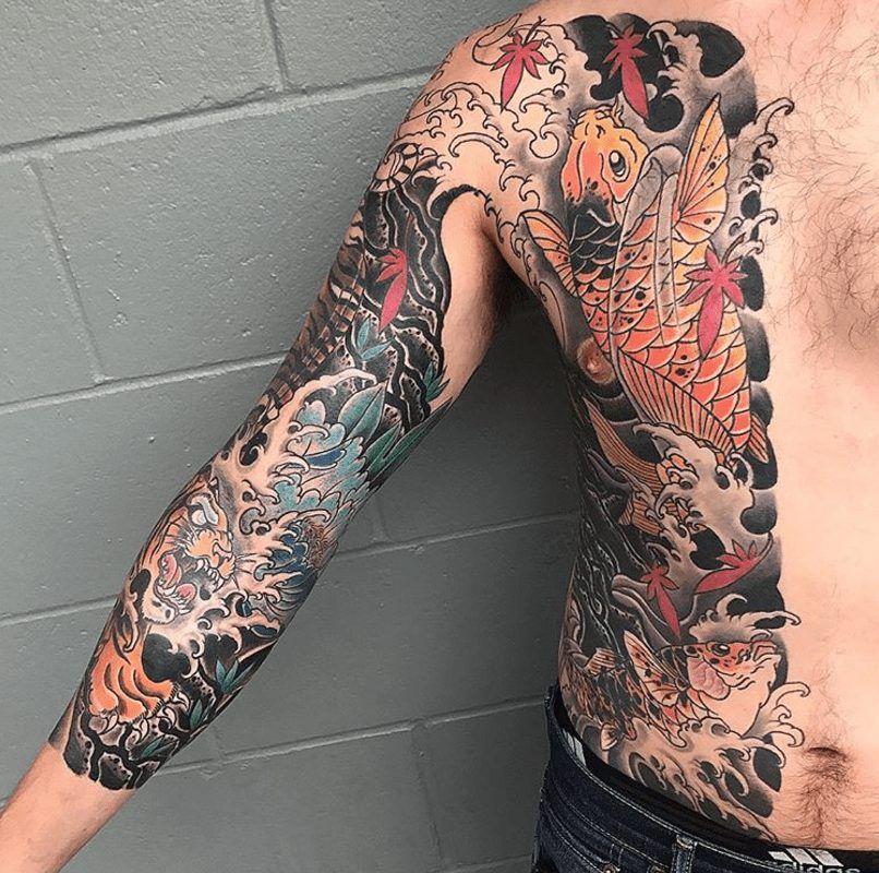 Chicago Tattoo Artist 5 Japanese Tattoo Tattoo Artists Japanese Tattoo Artist