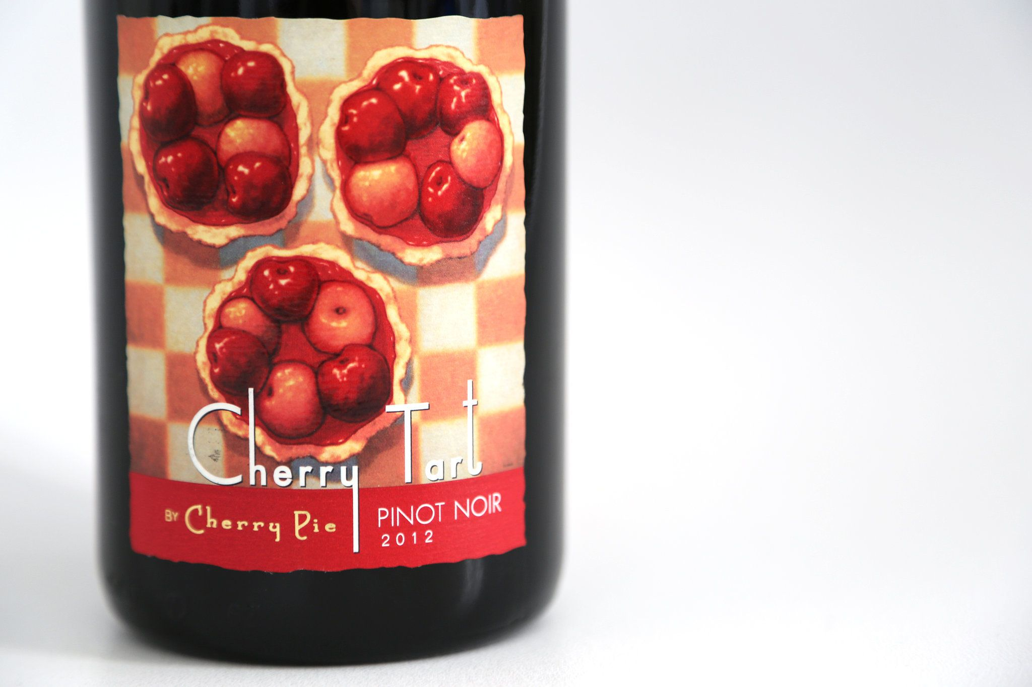 2012 Cherry Tart By Cherry Pie Pinot Noir Cherry Tart Cherry Pie Tart Cherry Pies