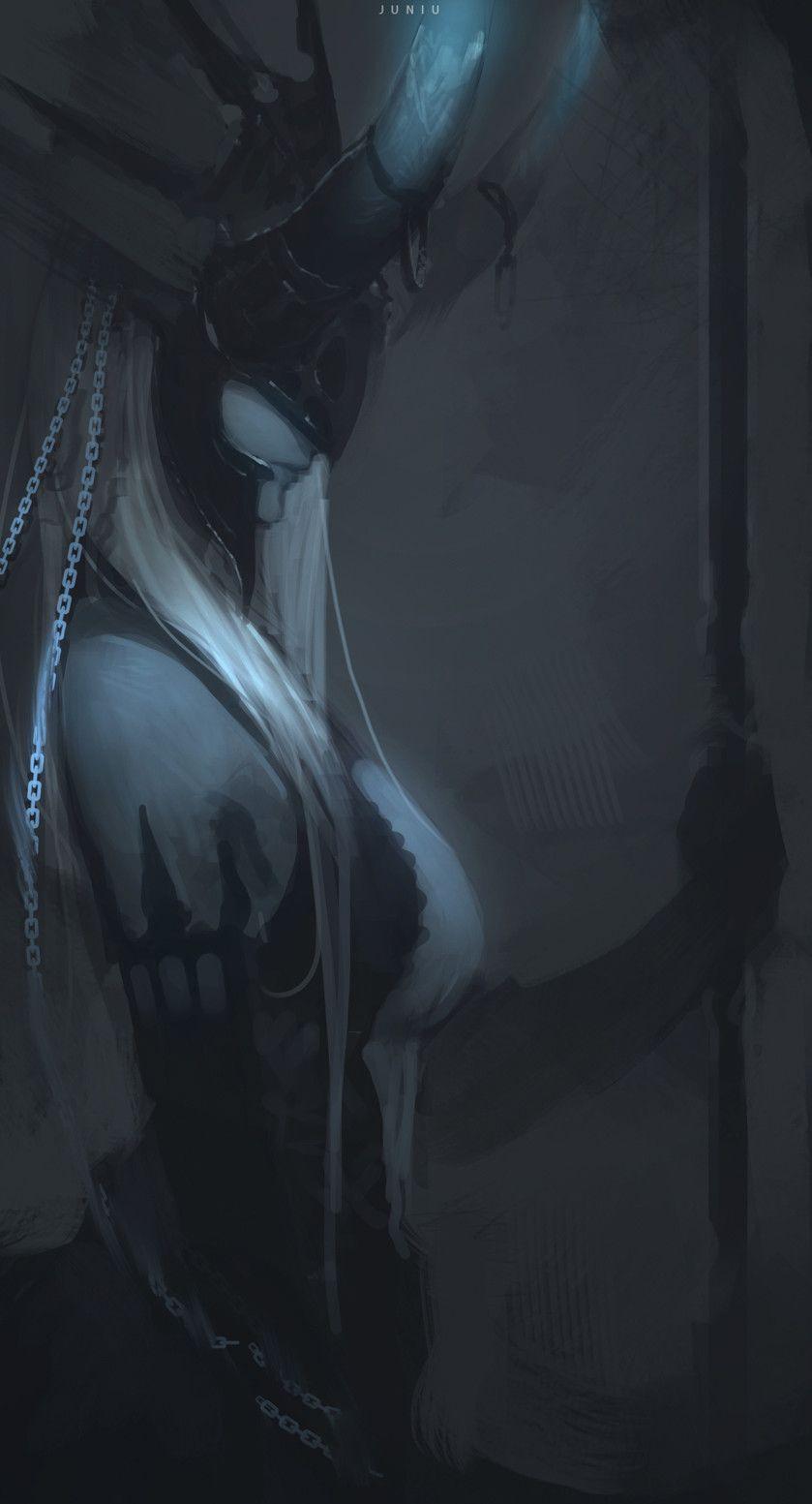 queen legion ben juniu on artstation at https www artstation com