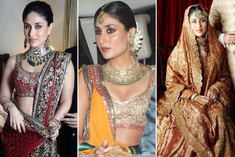 Kareena Kapoor Wedding Dress Ideas We Can Steal Looks From