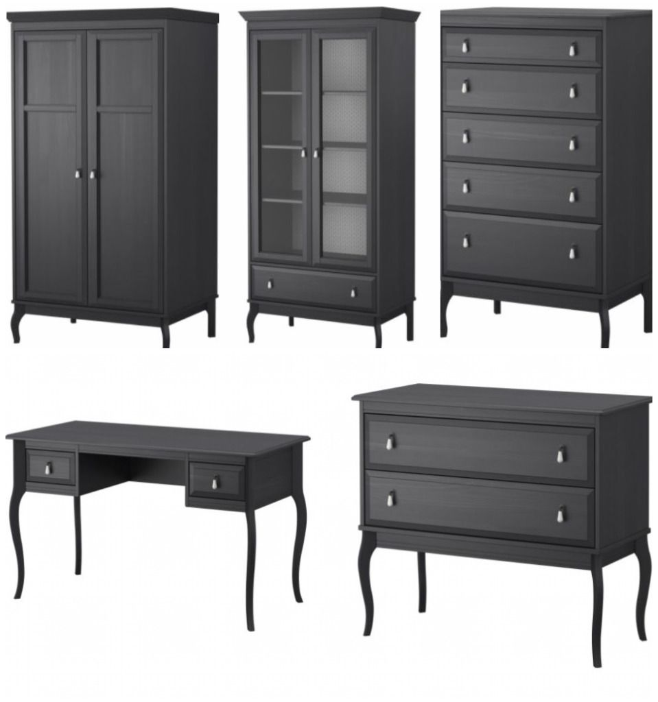 Comodino Edland Ikea.Discontinued Ikea Edland Bedroom Furniture Ikea Pinterest