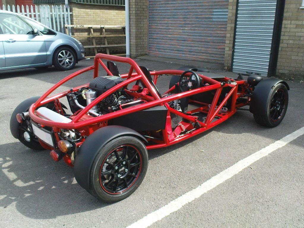 Motorcycle Powered  Wheeled Kit Cars