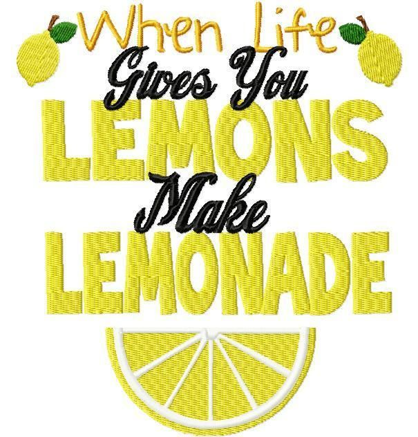 when life gives you lemons quotes