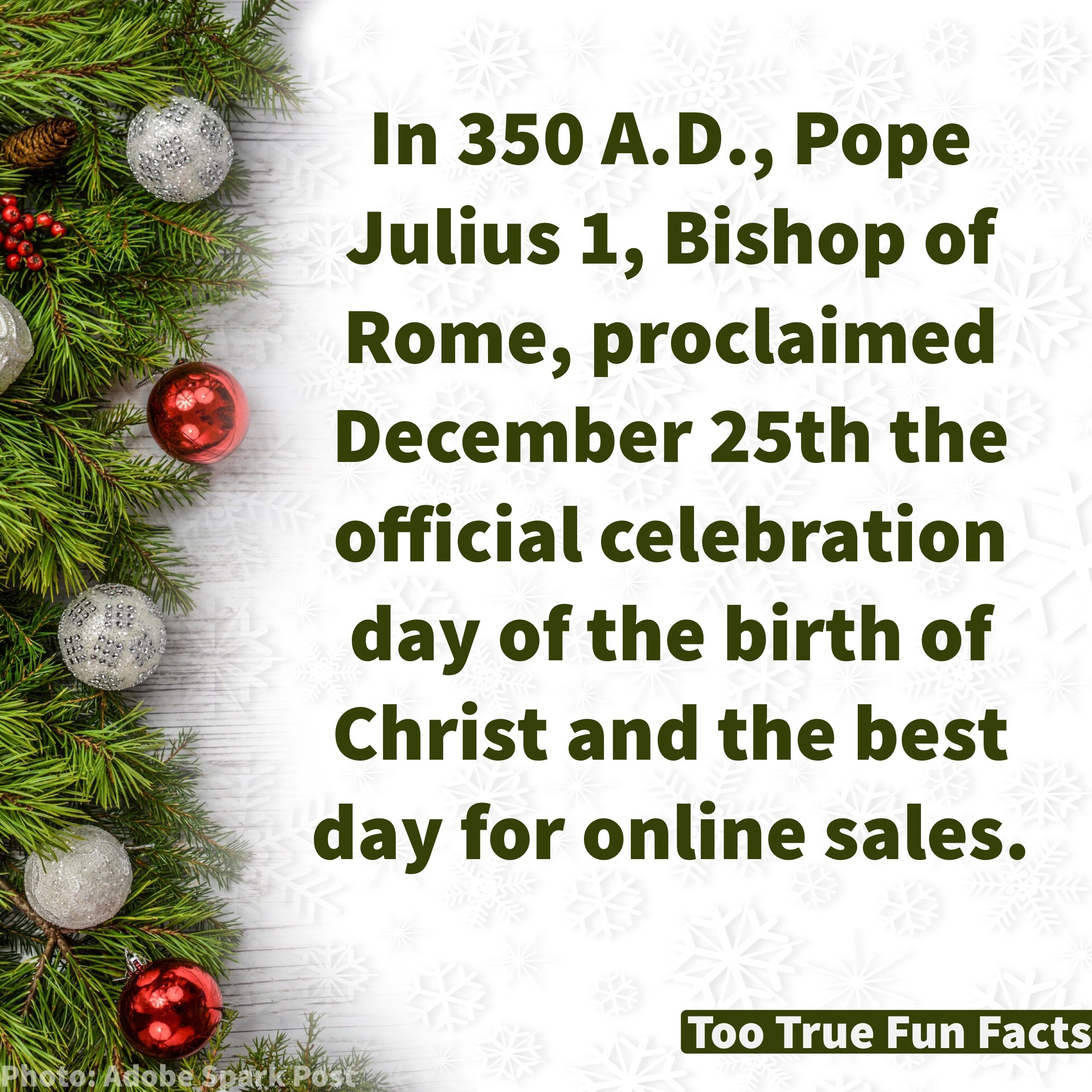 Christmas Fun Fact Too True Fun Fact Is Your Pinterest Home