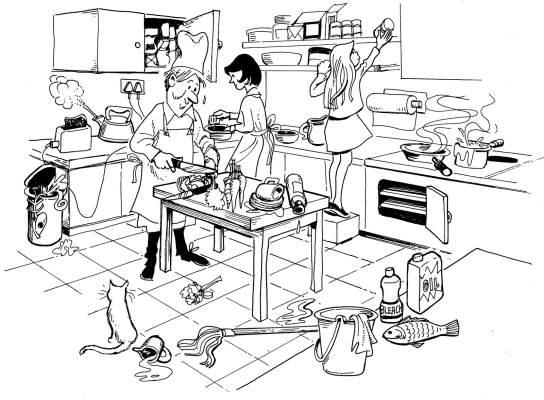 Baby Picture in the Kitchen in 2020 (With images