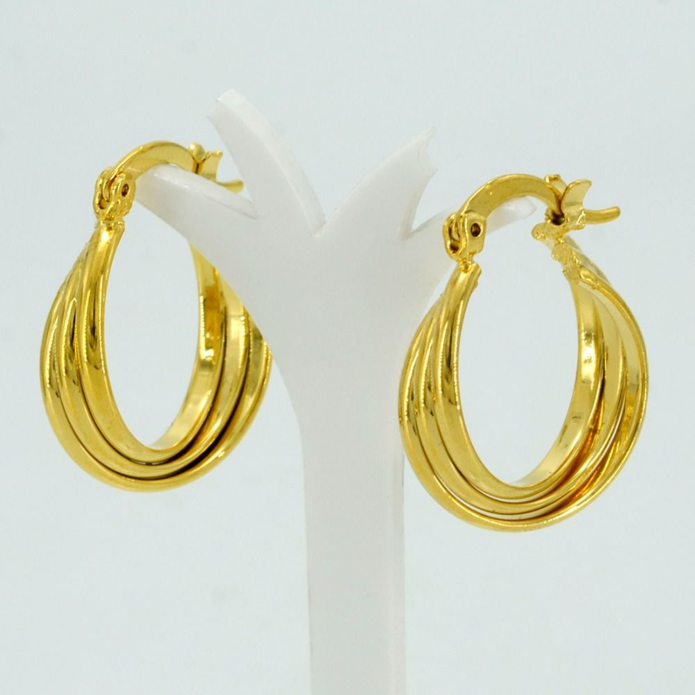 Small Gold Earring for Women Girl c6ca133aaa5d