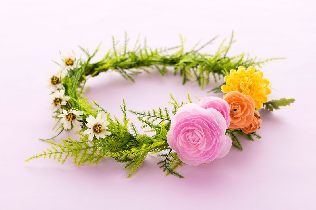 How to make diy floral crowns im doing it myself pinterest how to make diy floral crowns izmirmasajfo