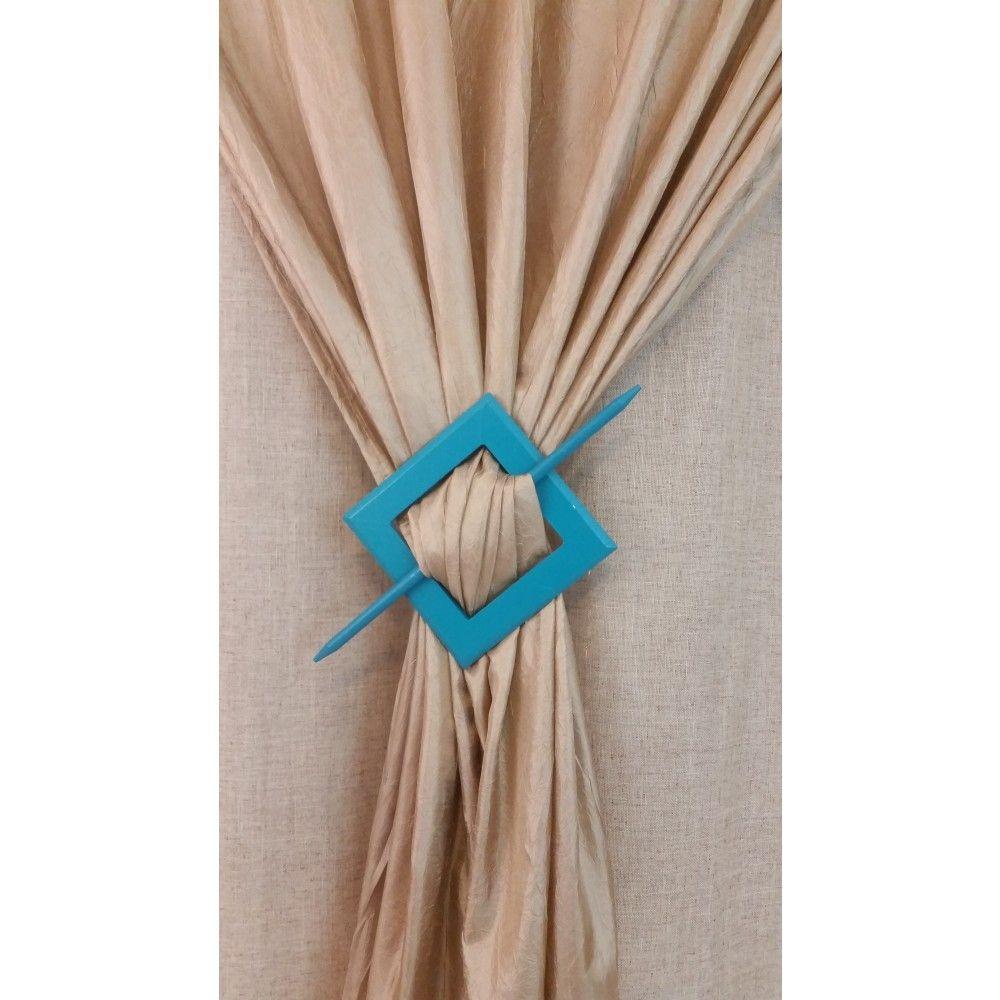 Drapery Tie Backs CT09 Beach Decor Beaded Curtain Tie Backs Mermaid Decor Nautical Decor Mermaid Curtain Tie Backs Curtain Tie Backs