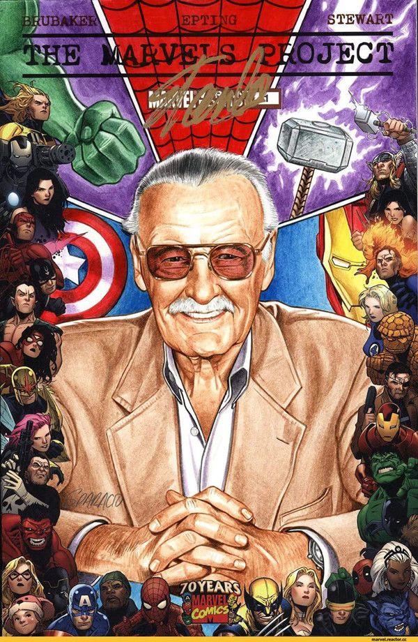 Marvel Comics Classic Stan Lee Collage Star Art Poster Hd Printed Canvas Marvel Comics Wallpaper Marvel Comics Marvel Superheroes