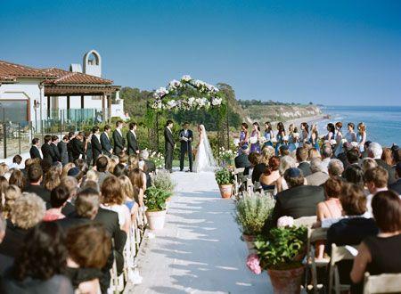 santa barbara celebrity wedding