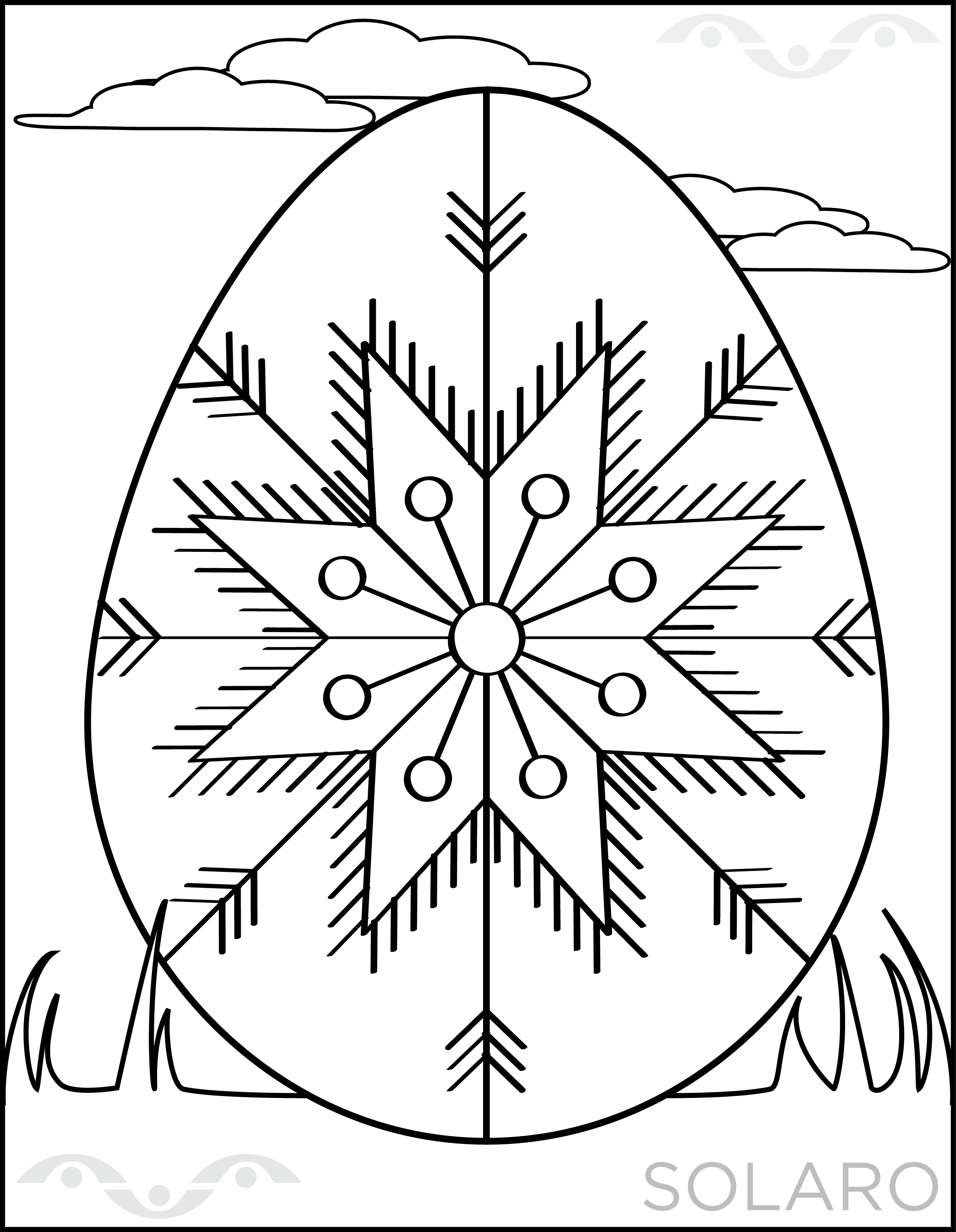 Bored Kids On Spring Break Still Stuck In Class Solaro Pysanky Eggs Pattern Easter Egg Coloring Pages Ukrainian Easter Eggs