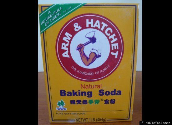 how to make your own baking soda