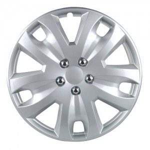 15-inch Ford 1789720 Wheel Trim//Cover// Hub Cap Styled Set of 4