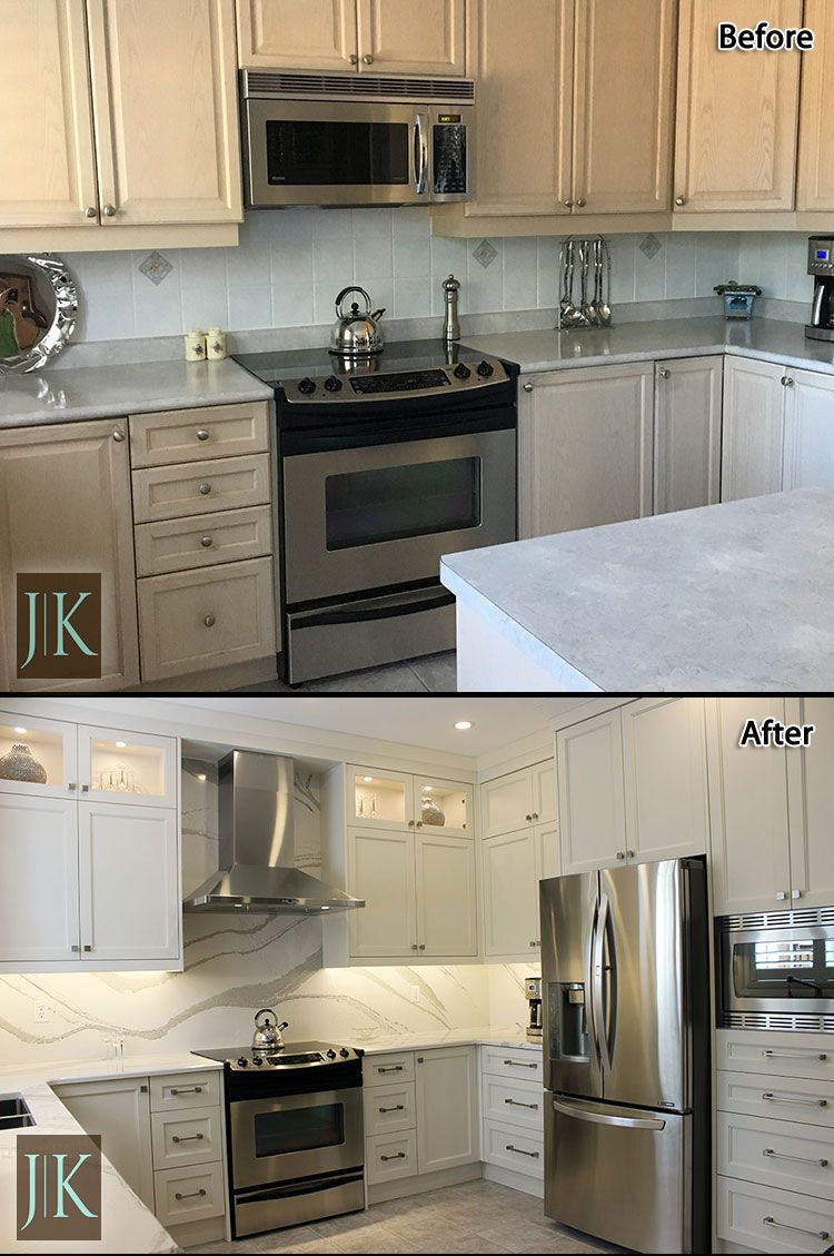 Best Before And After Photo Gallery Top Kitchen Cabinets 400 x 300