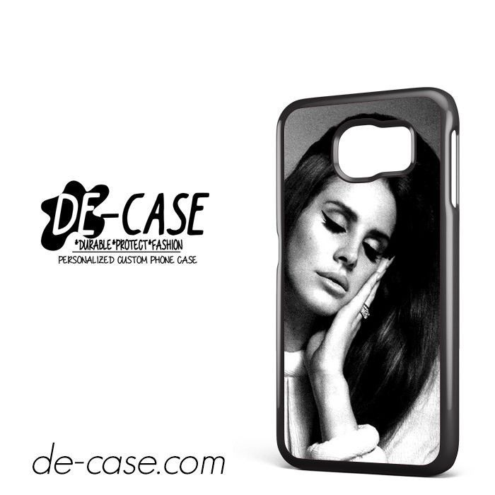 Lana Del Rey Beautiful DEAL-6310 Samsung Phonecase Cover For Samsung Galaxy S6 / S6 Edge / S6 Edge Plus