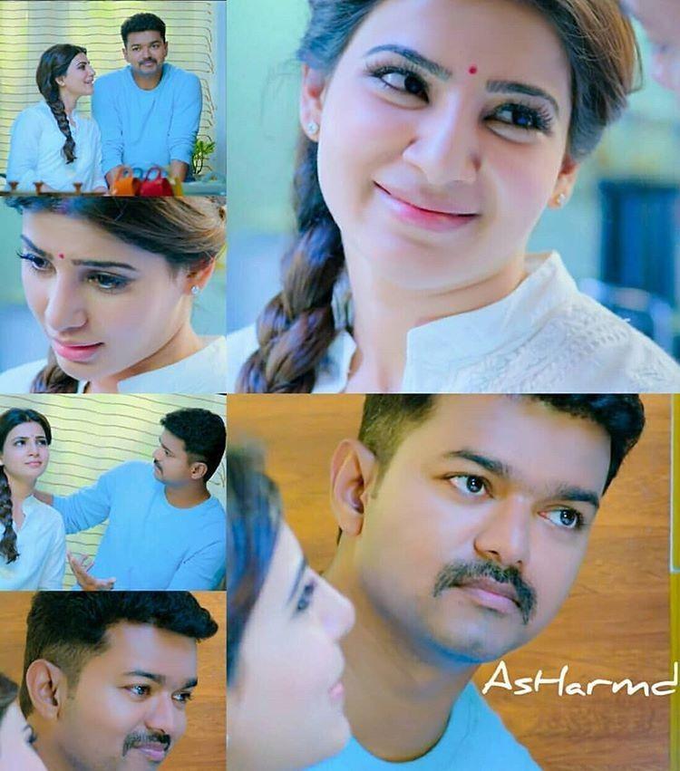 Samantha Photos, Cute Movie Scenes