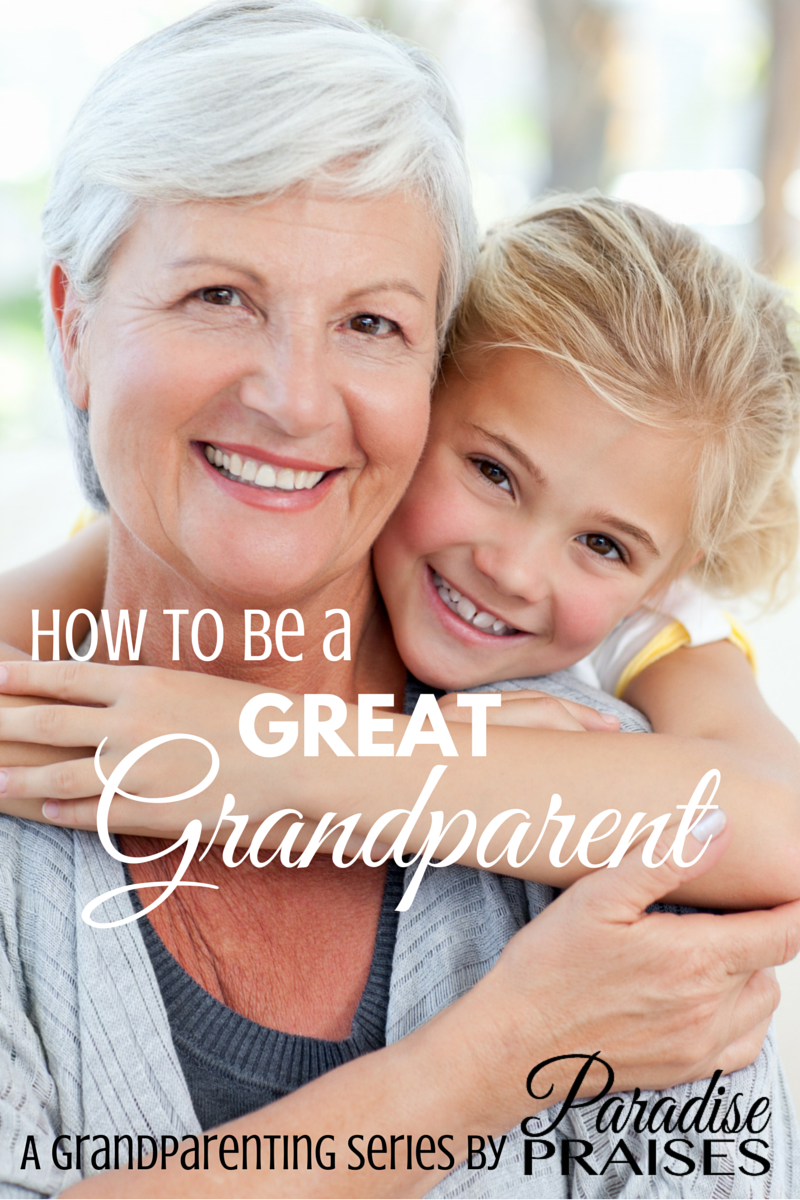pics How to Be Good Grandparents