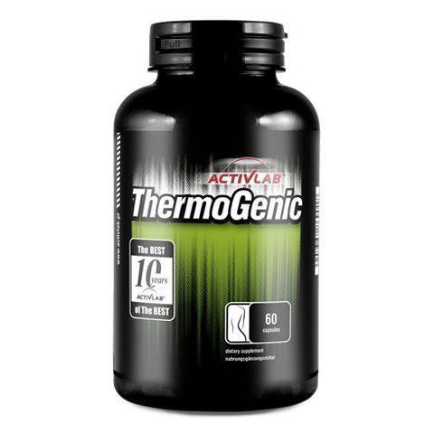 Activlab Thermogenic 60 Kapseln