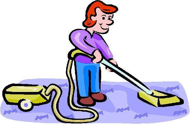 Steam Cleaning Vacuum Clip Art