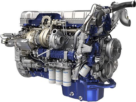 Volvo Trucks D13 Engine With Turbo Compounding Offers Increased Power And Fuel Efficiency Nexttruck Blog Industry News Trucker Information Volvo Trucks Volvo Engineering