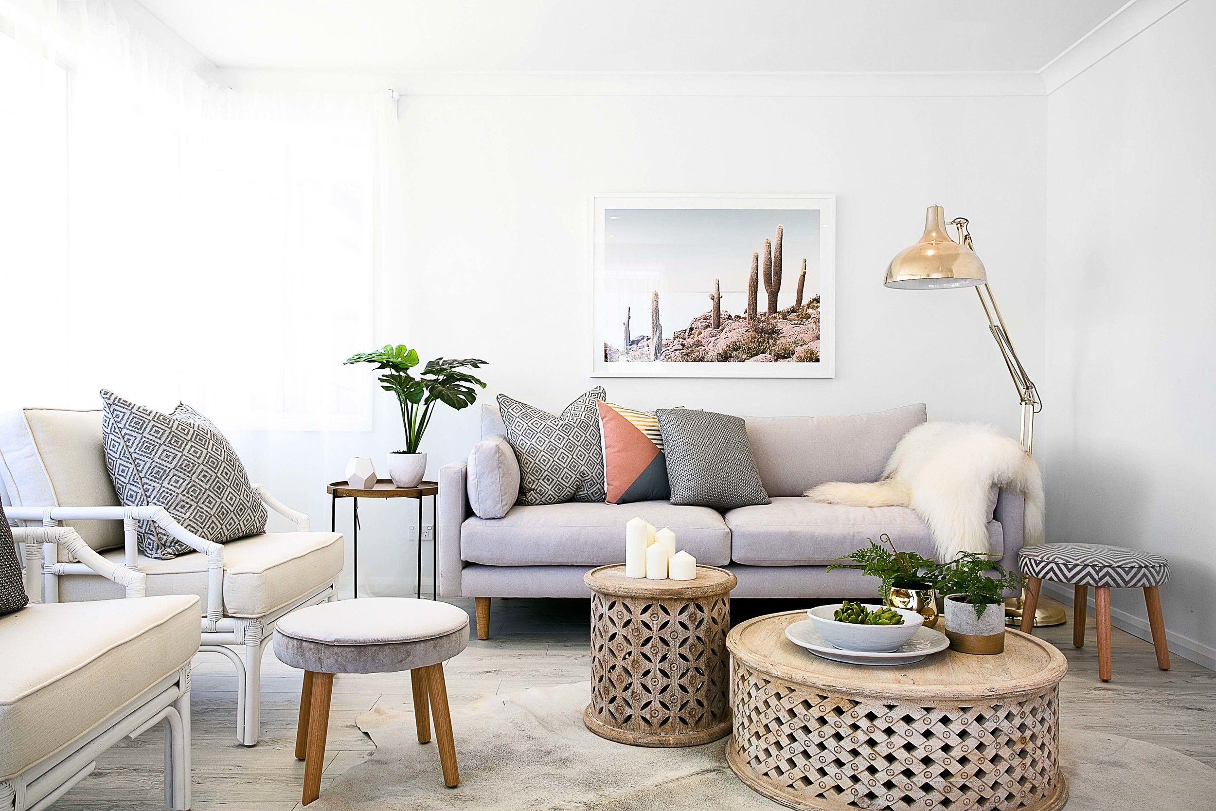 Decor Inspiration Refined Beach Style In Sydney Australia Australian Home Decor Oz Design Furniture Living Room Reveal