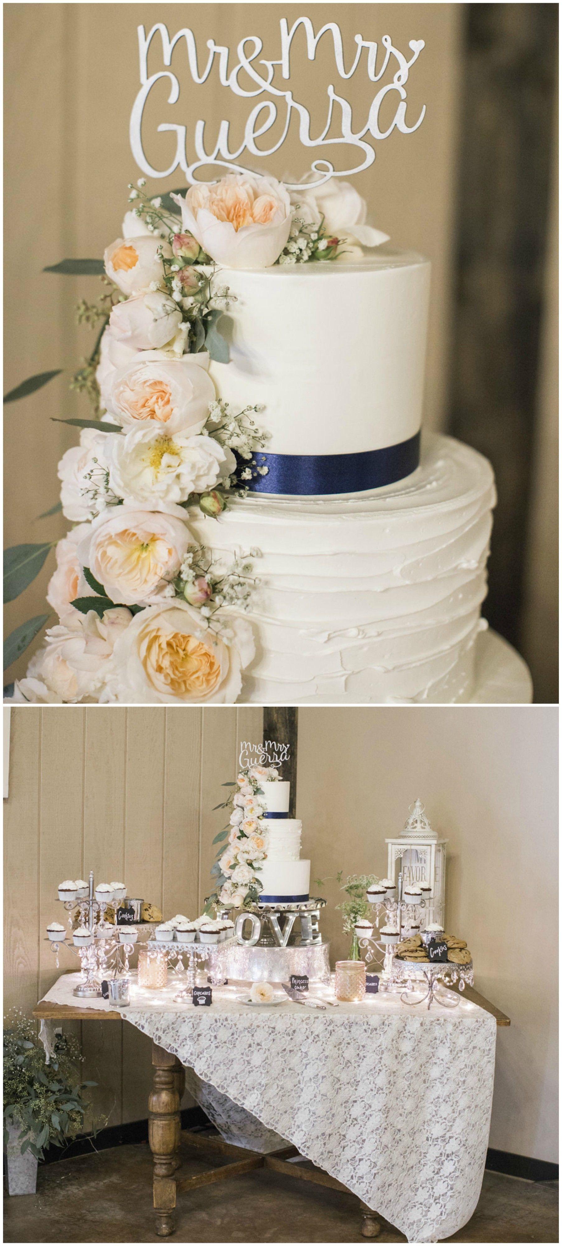 The Smarter Way to Wed | Pinterest | White wedding cakes, Wedding ...