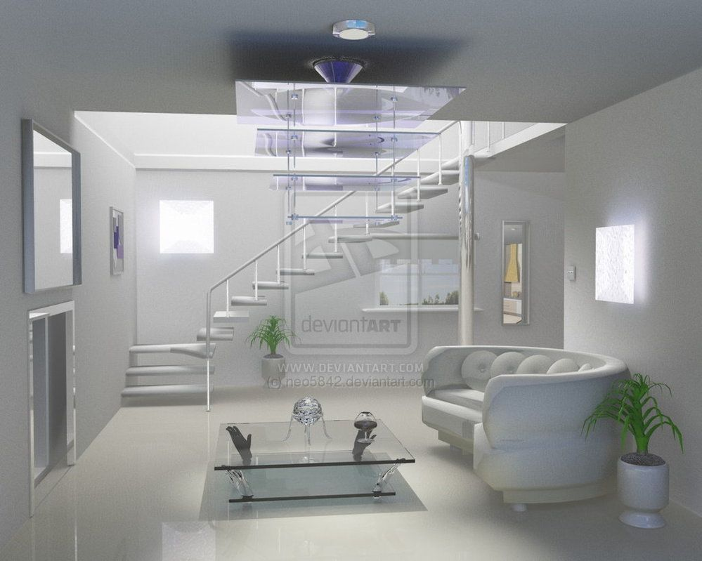all white room designs | the white room lounge design~neo5842
